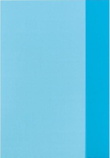 Coperta caiet A4 albastra