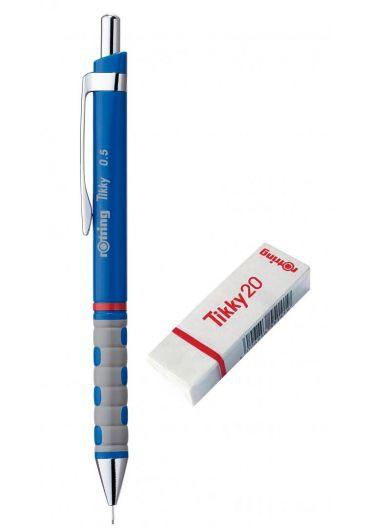 Set creion mecanic Tikky 0.5 + radiera