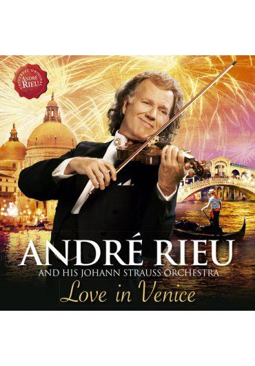 Andre Rieu - Love in Venice (CD)