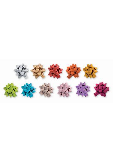 Stele adezive 20 mm multicolor