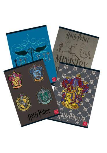 Coperta caiet A5 Harry Potter