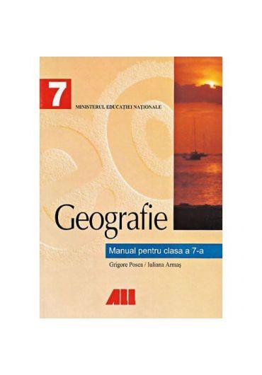 Manual geografie clasa a VII-a