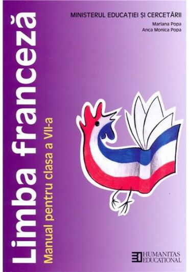Manual limba franceza L1 clasa a VII-a