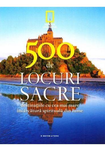 Set 500 de locuri sacre (4 carti)