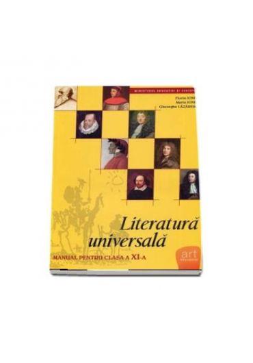 Manual literatura universala clasa a XI-a