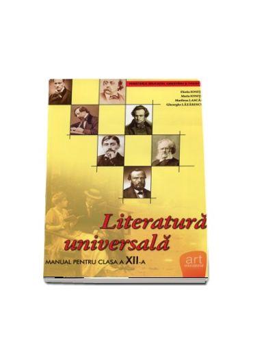 Manual literatura universala clasa a XII-a