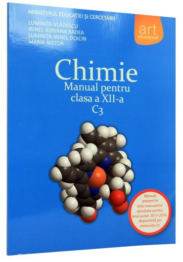 Manual chimie C3 clasa a XII-a