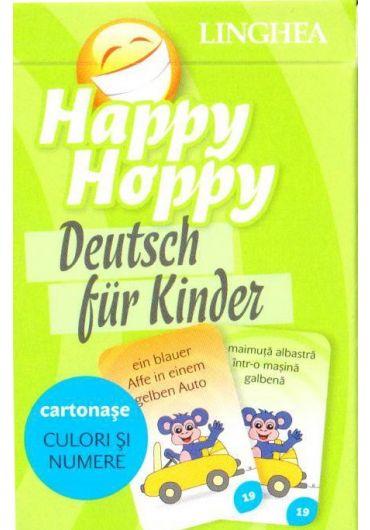 Happy Hoppy - Culori si numere Germana