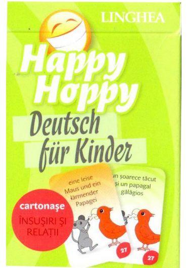 Happy Hoppy - Insusiri si relatii Germana