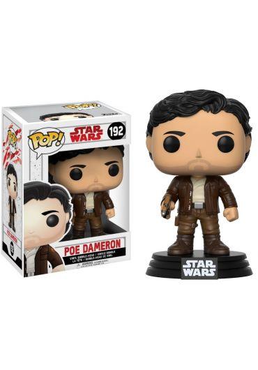 Figurina Funko Pop! Star Wars - Poe Dameron