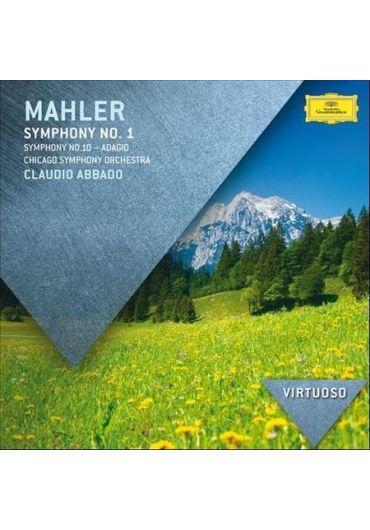 Chicago Symphony Orchestra - Symphony No.1&10-Mahler - CD