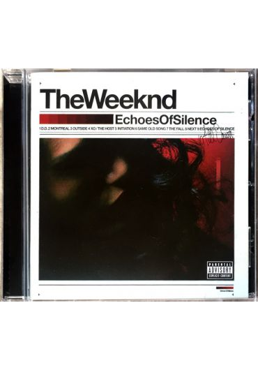The Weeknd - Echoes Of Silence CD