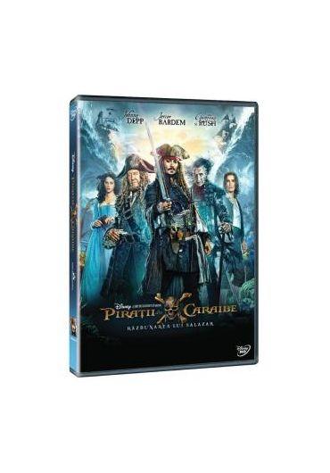 Piratii din Caraibe - Razbunarea lui Salazar