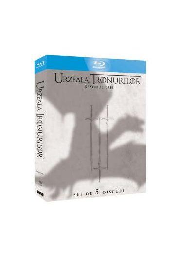 Urzeala Tronurilor Sezonul 3 (Blu Ray Disc)