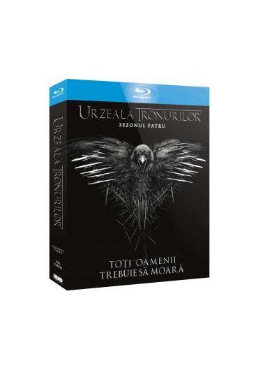 Urzeala Tronurilor Sezonul 4 (Blu Ray Disc)