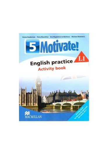 Motivate! English practice L1 - Activity Book