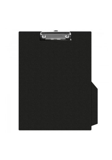 Clipboard simplu A4 Q-Connect negru