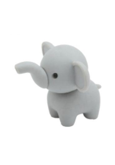 Set 10 radiere figurine puzzle - Elephante